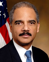 82nd Attorney General of the United States Eric Holder
