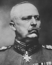 German General Erich Ludendorff