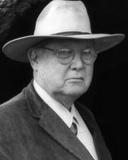 Detective Writer Erle Stanley Gardner