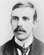 Scientist Ernest Rutherford