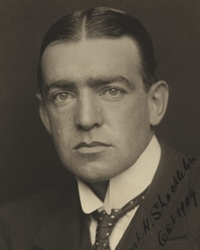 Polar Explorer Ernest Shackleton