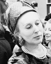 Cosmetics Company Founder Estée Lauder