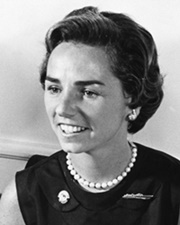 Bobby Kennedy's Wife Ethel Kennedy