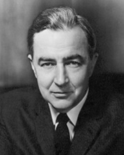 Politician and Presidential Candidate Eugene McCarthy