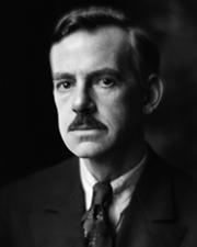 Playwright Eugene O'Neill