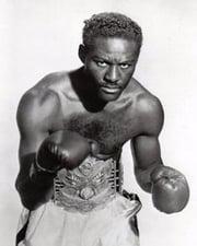 Boxer and World Heavyweight Champion Ezzard Charles