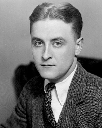 F Scott Fitzgerald Author On This Day