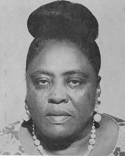 Civil Rights Activist Fannie Lou Hamer