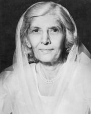 Mother of Pakistan Fatima Jinnah