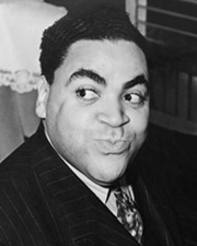 Jazz Musician and Songwriter Fats Waller