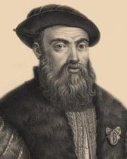 Explorer Ferdinand Magellan