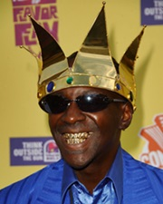 Rapper & TV star Flavor Flav