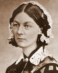 Nurse Florence Nightingale
