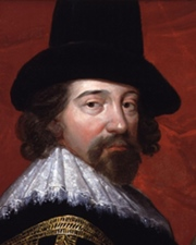 Statesman/Philosopher Francis Bacon