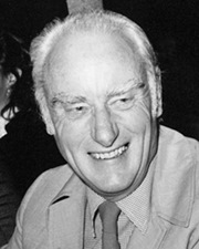 Molecular biologist Francis Crick