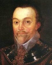 Vice Admiral and Navigator Francis Drake