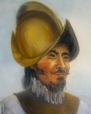 Explorer and Conquistador Francisco Vázquez de Coronado