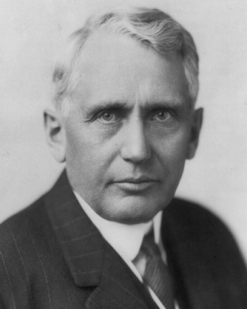 US Secretary of State Frank Kellogg