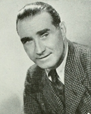 Actor and Director Frank Lloyd