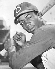 MLB Hall of Fame Outfielder and Manager Frank Robinson
