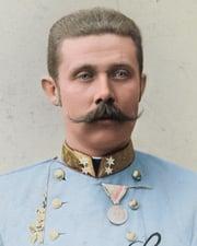 Archduke of Austria Franz Ferdinand