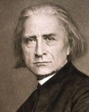 Composer/Pianist Franz Liszt