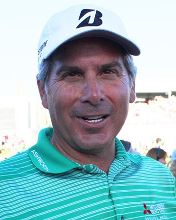 Golfer and Masters Champion Fred Couples