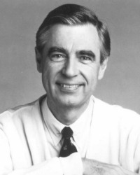 TV Host Fred Rogers