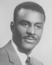 Civil Rights Activist Fred Shuttlesworth