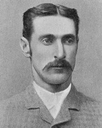 Cricketer Fred Spofforth