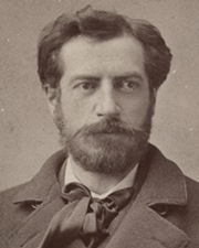 Sculptor Frédéric-Auguste Bartholdi