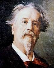 Provencal Poet Frederic Mistral