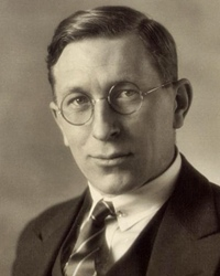 Physician Frederick Banting