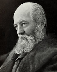 Landscape Architect and Writer Frederick Law Olmsted
