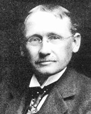 Mechanical Engineer Frederick Winslow Taylor