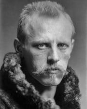 Arctic explorer/Nobel Laureate Fridtjof Nansen