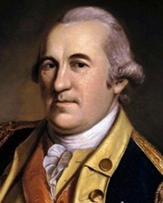 Major General of the Continental Army Friedrich Wilhelm von Steuben