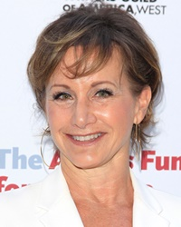 Actress Gabrielle Carteris
