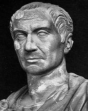 Roman Senator Gaius Cassius