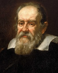 Astronomer & Physicist Galileo Galilei