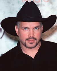 Country Music Singer and Songwriter Garth Brooks