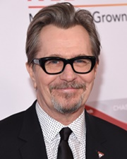 Actor and Filmmaker Gary Oldman