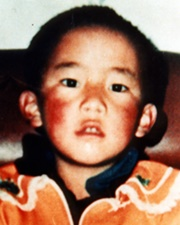11th Panchen Lama Gedhun Choekyi Nyima
