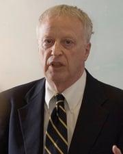 Economist George Akerlof