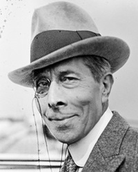 Actor George Arliss