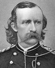 Union General George Armstrong Custer