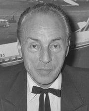 Ballet Choreographer George Balanchine