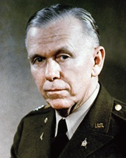 Military Leader George Marshall
