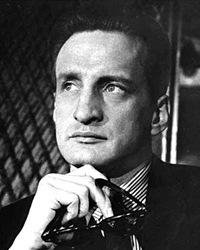Actor George C. Scott