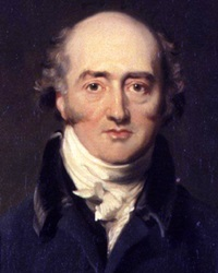 British Prime Minister George Canning